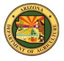 AZ Department of Ag